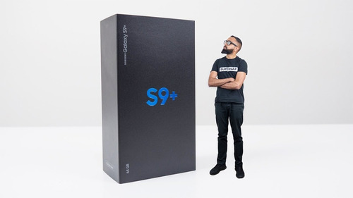 samsung galaxy s9+ plus 4g lte cajas selladas garantia tiend