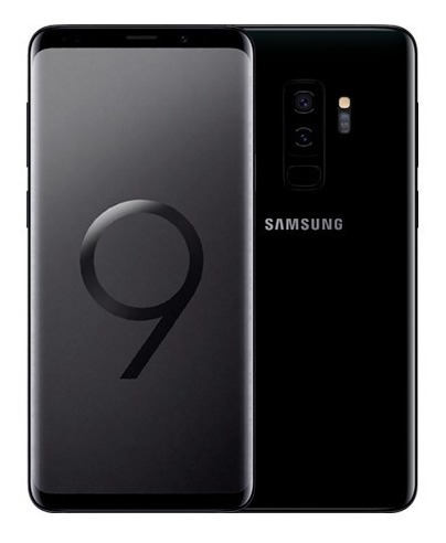 samsung galaxy s9 plus 64 gb + carcasa + lamina - prophone