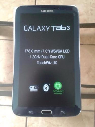 samsung galaxy tab 3 , 7 pulgadas