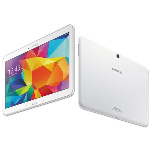 samsung - galaxy tab 4 10.1 tableta, 16 gb, wi-fi, blanco s
