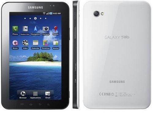 samsung galaxy tab gt-p1000l 7  16gb wifi/3g