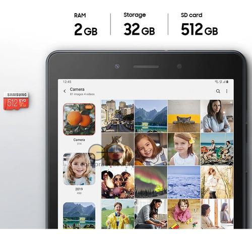 samsung galaxy tablet tab a 8¨ 32gb 4g lte cam 8mp ram 2gb