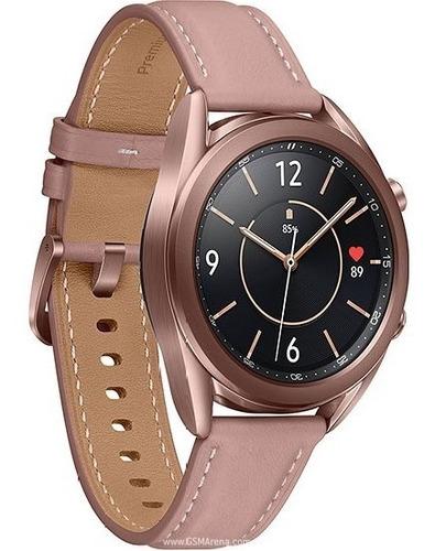 samsung galaxy watch 3 41mm - smartwatch, intelec