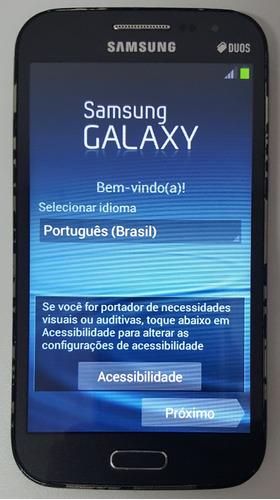 samsung galaxy win duos i8552 dual tela 4.7' 8gb semi novo