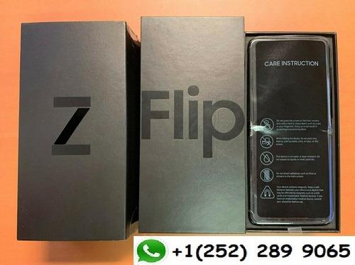 samsung galaxy z flip 5g factory unlocked new