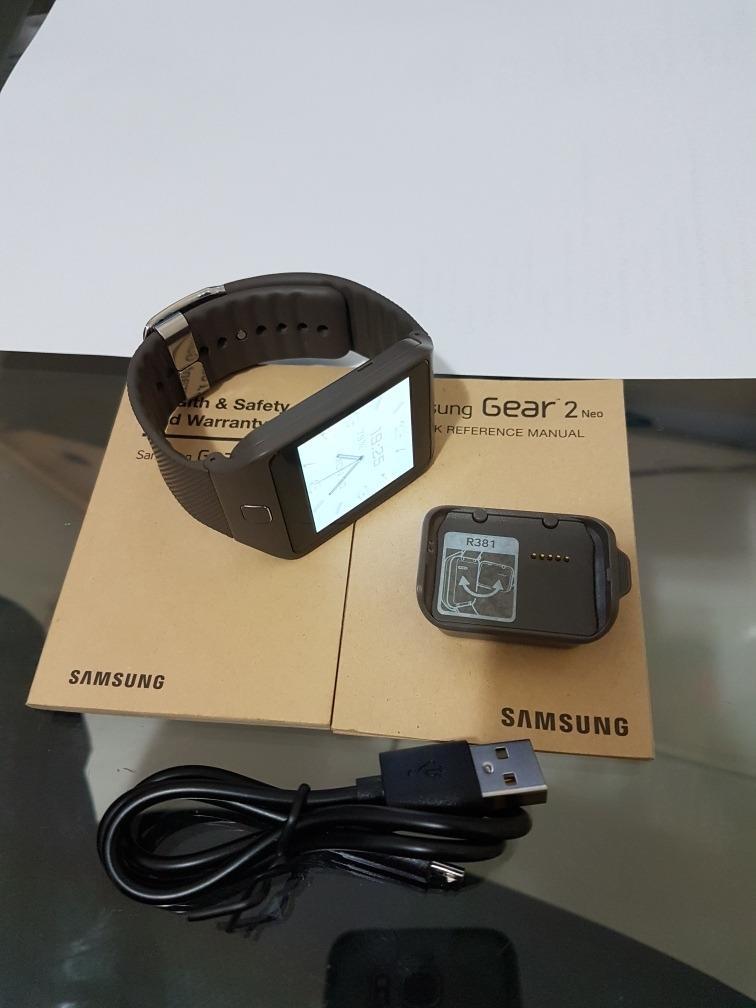 e7525d95640 samsung gear 2 - neo. Carregando zoom.