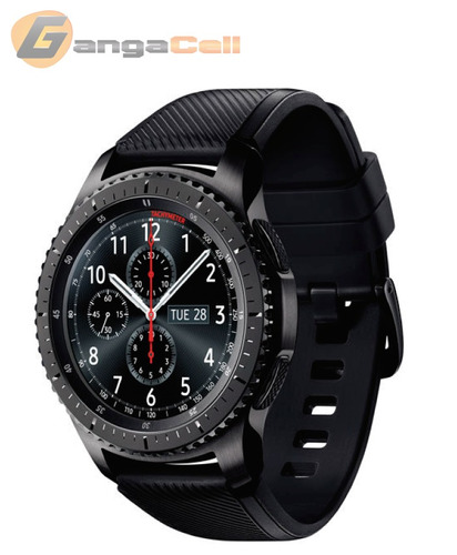 samsung gear s3 frontier r760 smartwatch reloj wifi resiste