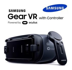 Samsung Gear Vr R324 + Control Lentes De Realidad Virtual