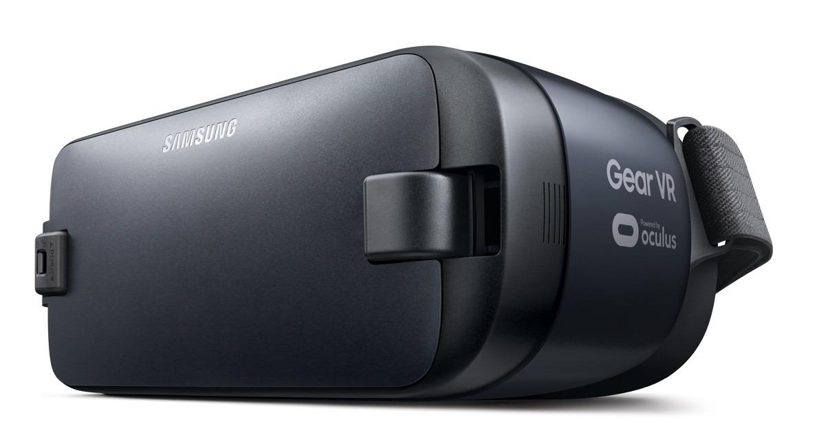 samsung gear vr sm-r322 oculos de realidade virtual 3d preto. Carregando  zoom. 2223b2b967