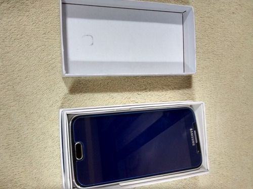 samsung glaxy s6 color azul de 32gb libre de frabrica