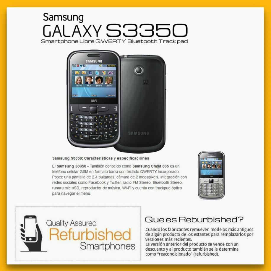 facebook para celular samsung gt s3350