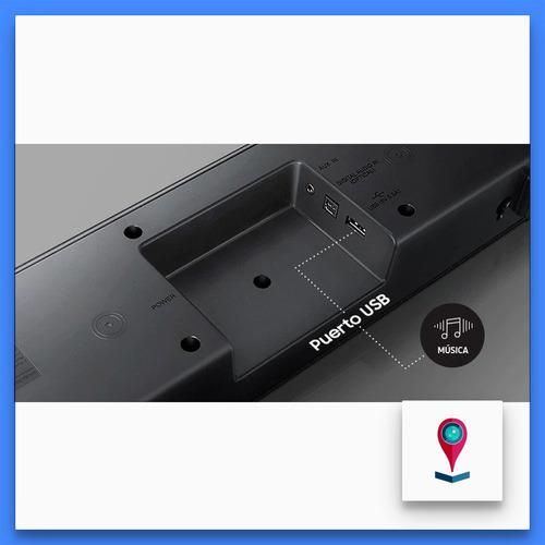 samsung hw-n300/zb barra de sonido dolby digital 2ch usb bt