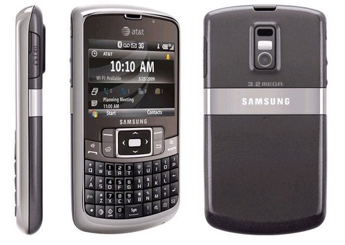 samsung i637 jack win mobile con cam 3mp bluetooth gps
