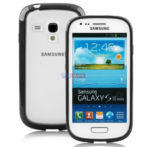 samsung i8190 (galaxy s3 i9300 mini) bumper plastico miralos