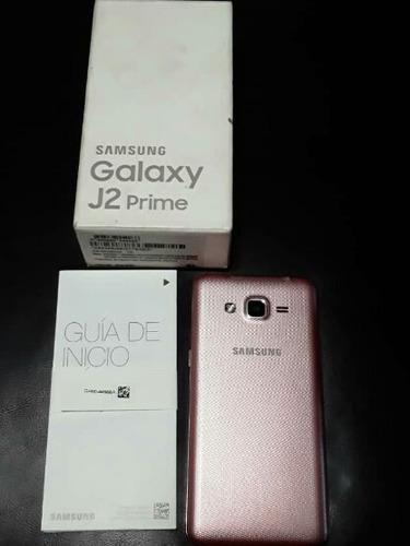 samsung j2 prime gold pink 95$