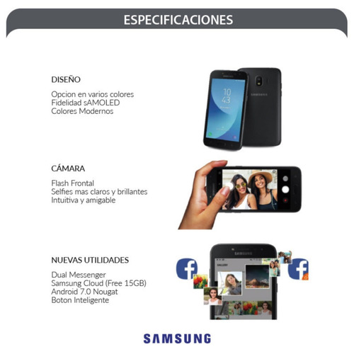 samsung j4 ds negro lte original liberado rom 32gb 13mp