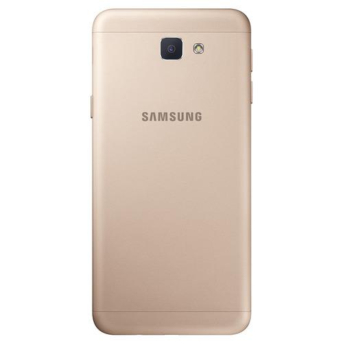 samsung j5 prime dorado 4g 16gb 13mpx + sim claro prepago