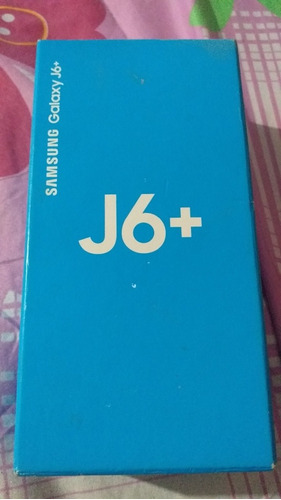 samsung j6 plus 32 gb cámara doble 13 megapíxeles en oferta