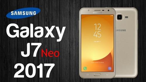 samsung j7 neo 2017 * 16gb 2gb ram * nuevos * libres * gtia