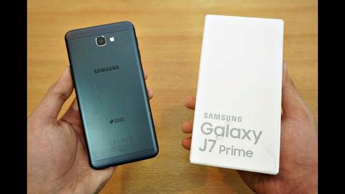 samsung j7 prime 16gb sellado, tienda fisica y garantia