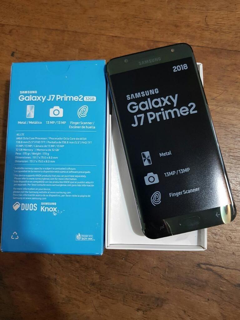 cf5606e6ee2 Samsung J7 Prime 2 2018 32gb Octacore Nuevos - $ 12.999,00 en ...