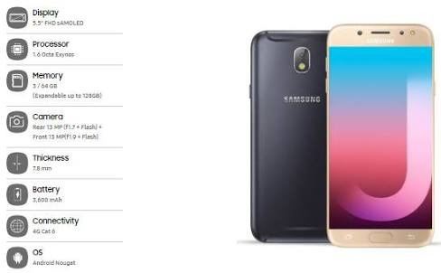 Samsung J7 Pro - $ 6,888.00 en Mercado Libre