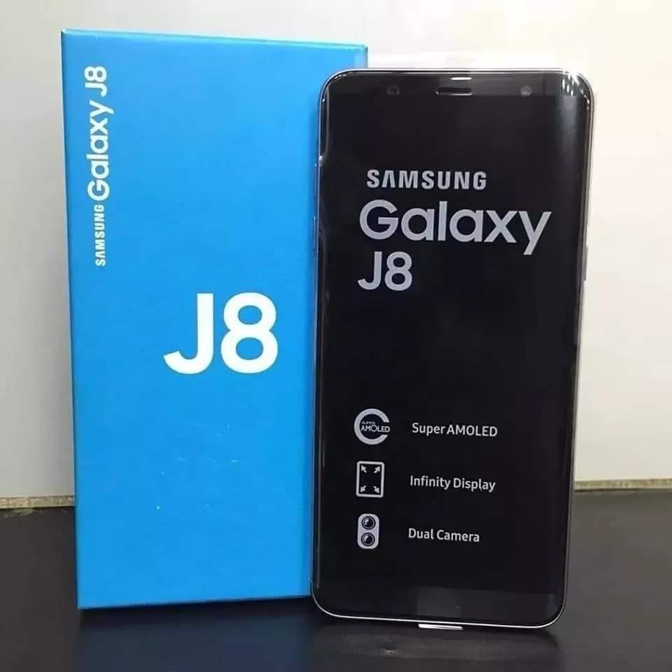 904d19046b Samsung J8 Libre, Nuevo En Caja Y Sin Uso. - $ 13.000,00 en Mercado ...