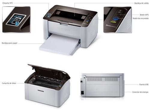 samsung laser impresora