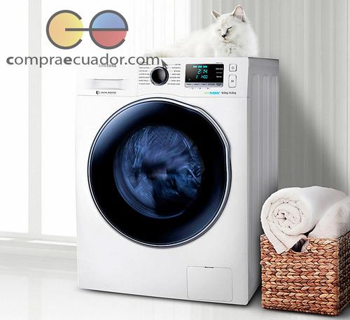 samsung lavadora 20 kg carga frontal 44 lb vrt + smart care