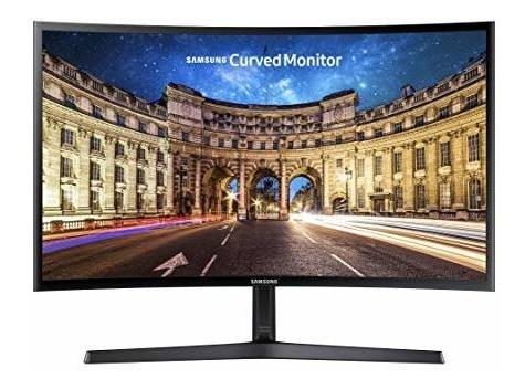 samsung lc24f396 monitor gamer curvo amd freesync 24 in