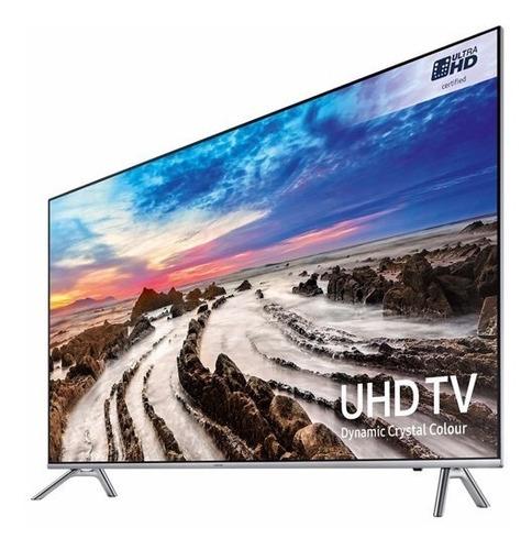 samsung led 82  ru 8000 4k ultra hd smart tv