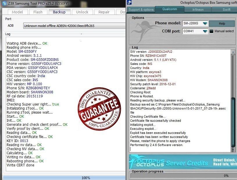 Samsung N910c Cert File