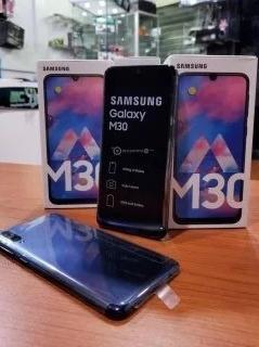 samsung m30 64gb, nuevo, consultar stock, original, garantia