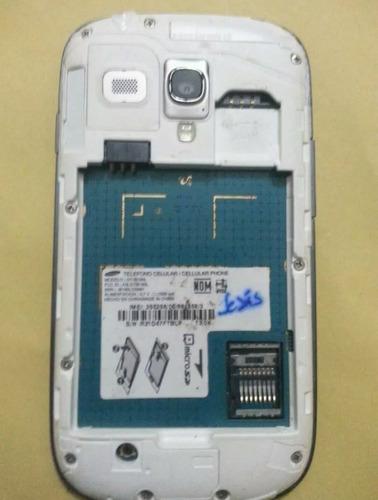 samsung mini s3 - placa dañada