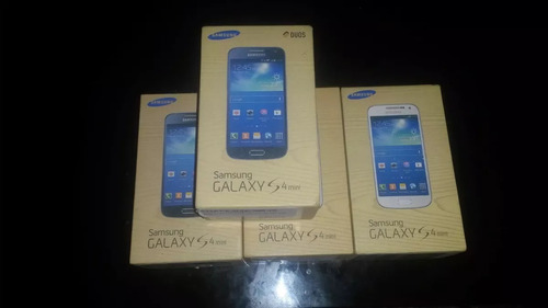 samsung mini s4 8gb liberado 8 gb garantía oferta!!