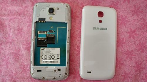 samsung mini s4 i9195 usado tarjeta logica dañada