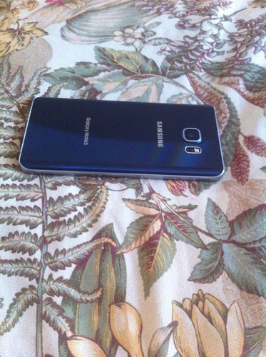 samsung note 5 64gb 4gb ram pantalla 5.7 + mica de cristal