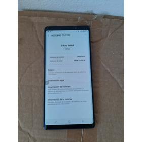 Samsung Note 9 Version Demo Live Unit (sin Señal De Sim)