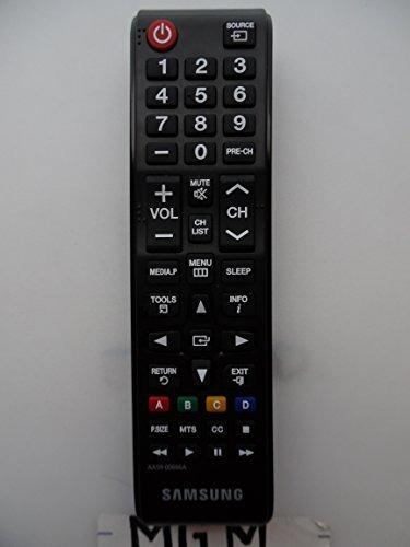 samsung oem parte original: aa5900666a tv remote control