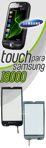 samsung omnia i8000 repuesto touch screen nuevo