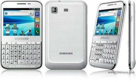samsung pro gt-b7513l wifi facebok lite color blanco qwerty