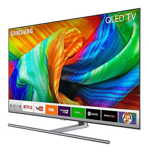 samsung qled  75 q7 4k ultra hd smart tv pantalla plana 2019