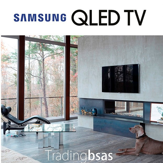 Samsung Qled Tv 65 Q9f Plano 65q9f Linea Nueva