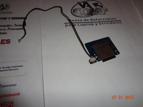 samsung qx411 media reader board c/cable ba92-07505a