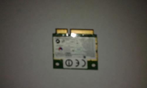 samsung rv411 tarjeta wifi