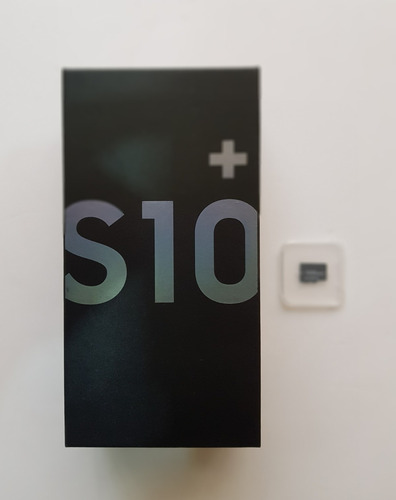 samsung s10 plus 128 gb nuevo tienda garantía