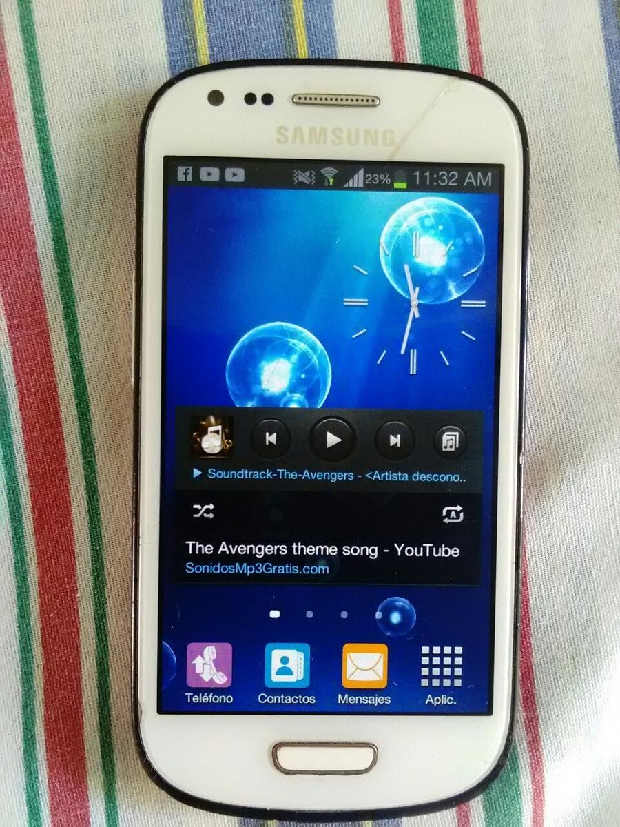 Samsung S3 Mini (con Detalles), Solo Equipo