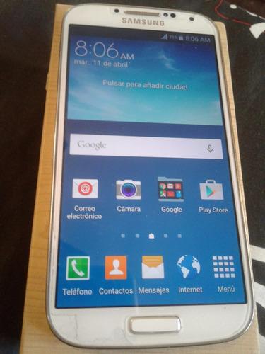 samsung s4 i9500 celular reacondicionado ensam tdf envios
