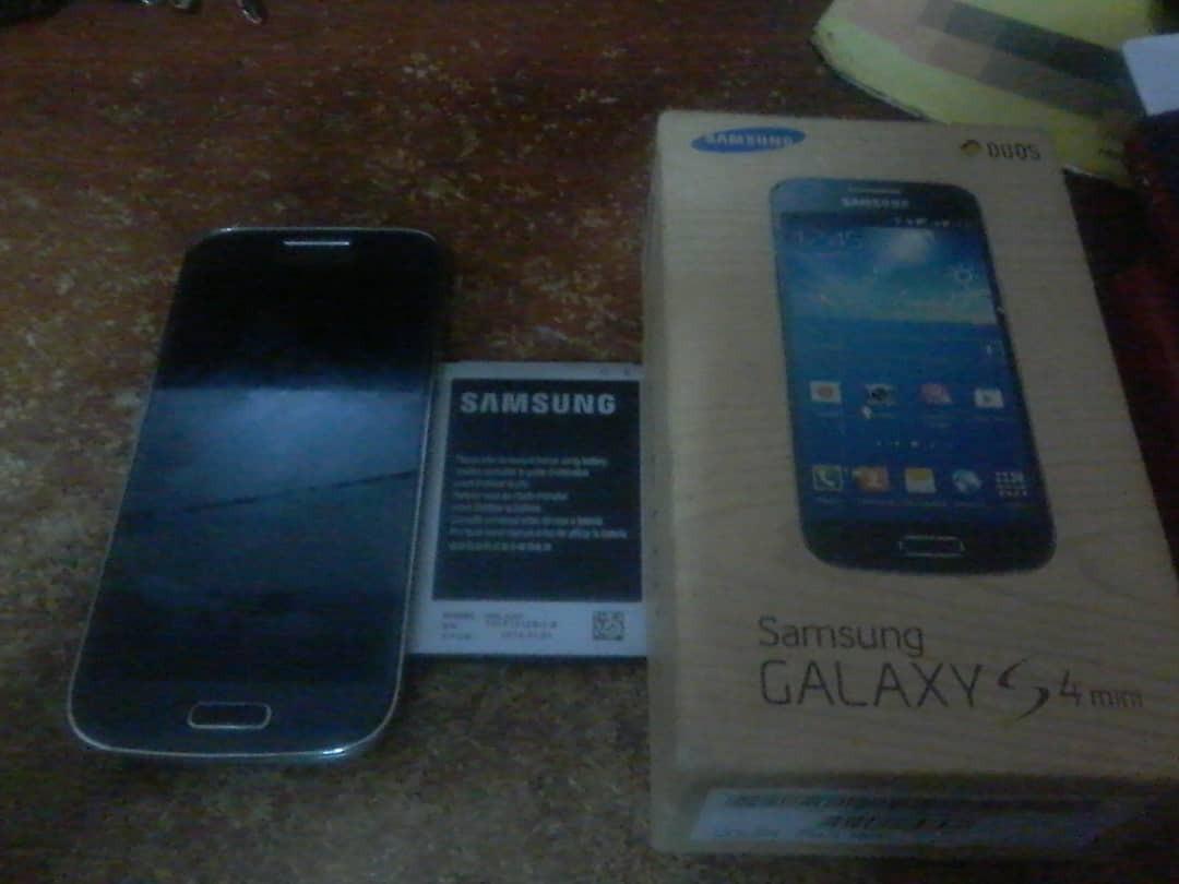 34f02c8af32 Samsung S4 Mini Gt-19192 Duos Para Repuesto - Bs. 80.000,00 en ...