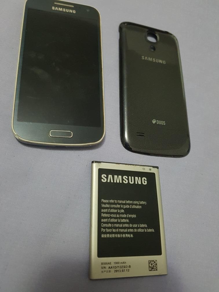 ceeeb199d92 Samsung S4 Mini Modelo Gt-i9192 Para Repuesto - Bs. 4.500,00 en ...